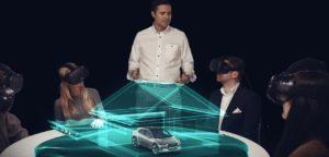 VR marketing of a car. We can help you find the best VR studio for any project.