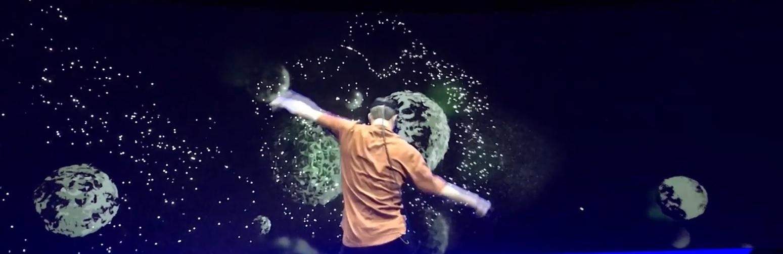 VMworld Keynote VR Experience