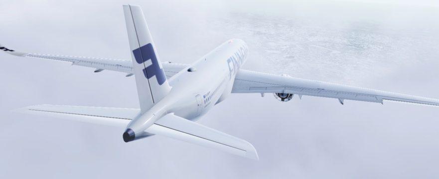 Finnair A350 VR Experience