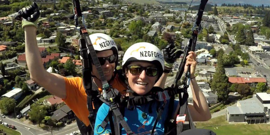 GFORCE Paragliding 360