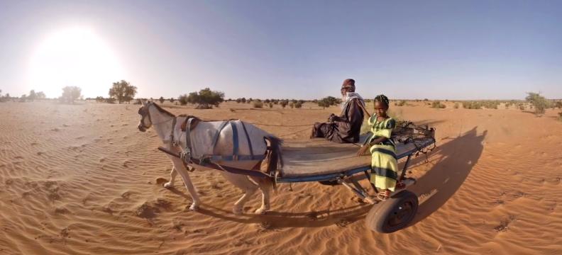 UN: Great Green Wall VR Film