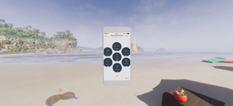 Hive VR Experience