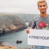 The Channel Islands with Jordan Fisher