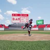 Visionworks - Little League Baseball Activation