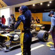 Renault Pit Stop Challenge