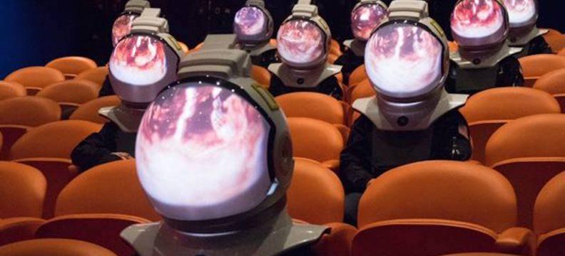 One Strange Rock VR