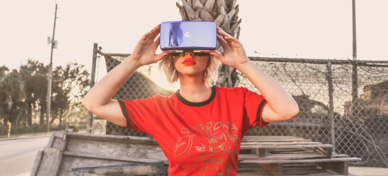What is it about VR that gets you excited?