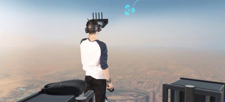 Mission 828 – Burj Khalifa VR Experience