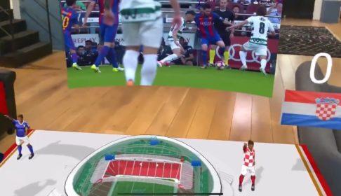XR Soccer Prototype