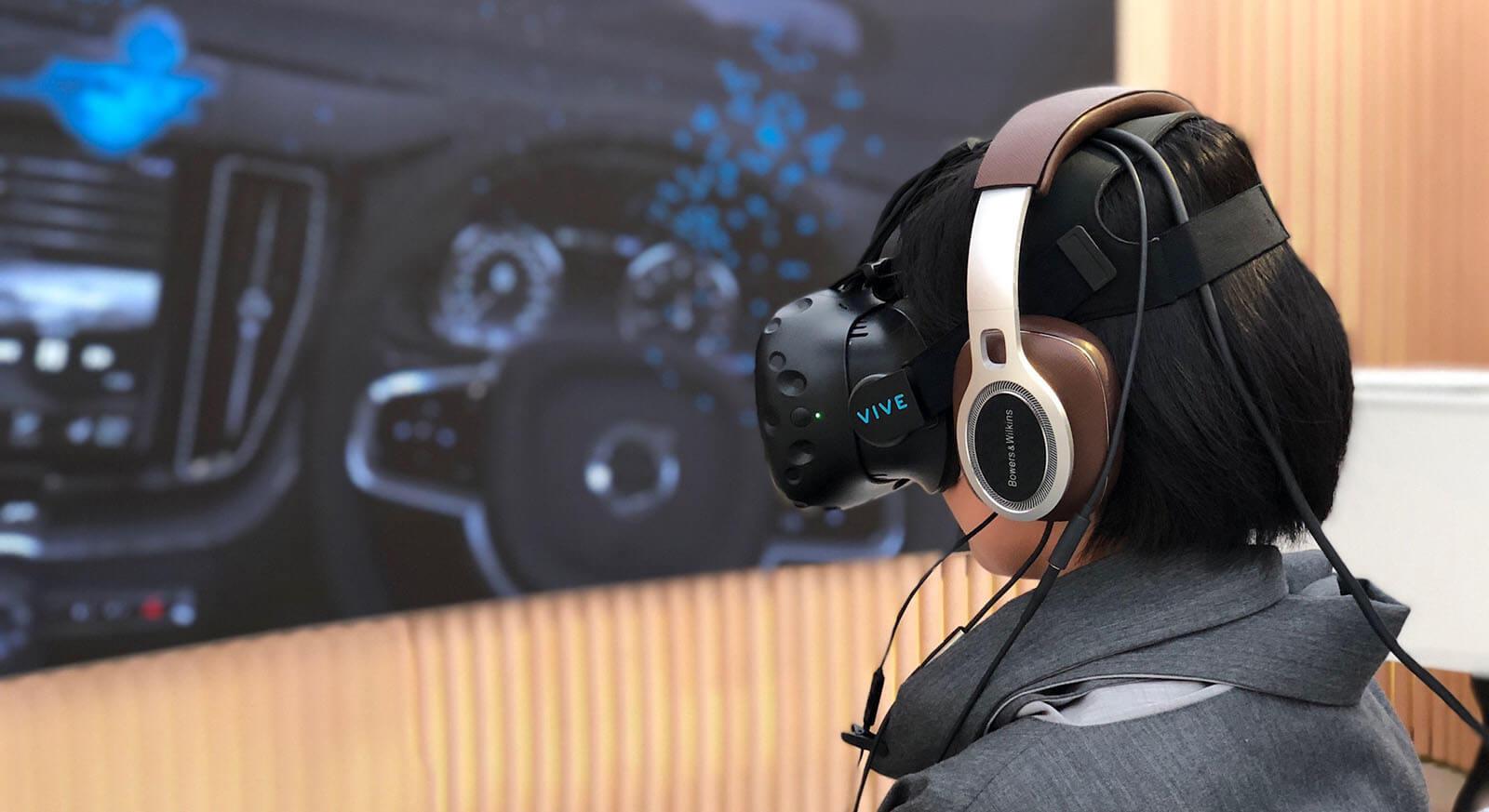 Volvo XC90 Behind the Scenes - Volvo Virtual Reality - YouTube |Volvo Virtual Reality