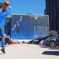 Dallas Mavericks - Billboard AR