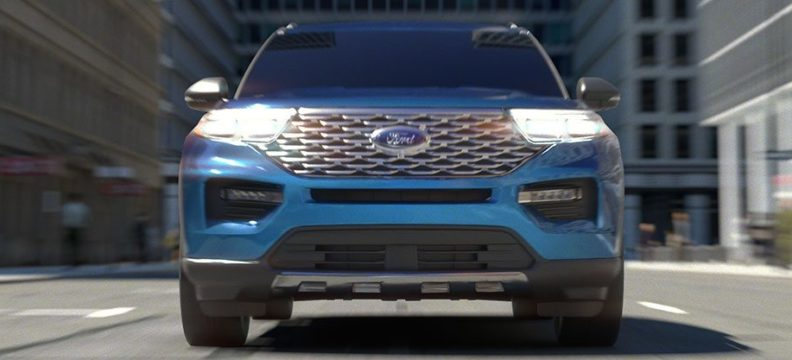 Ford Motor's VR for Co-Pilot360 Safety Technology