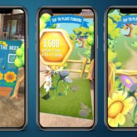 General Mills - Bees and Trees AR Game
