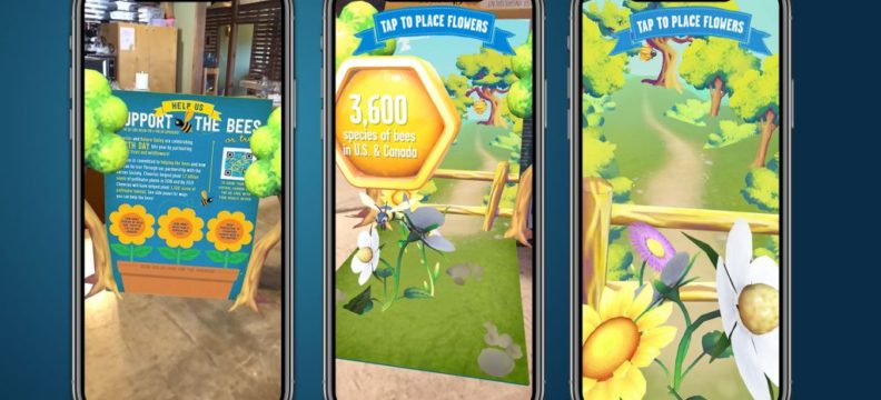General Mills – Bees and Trees AR Game