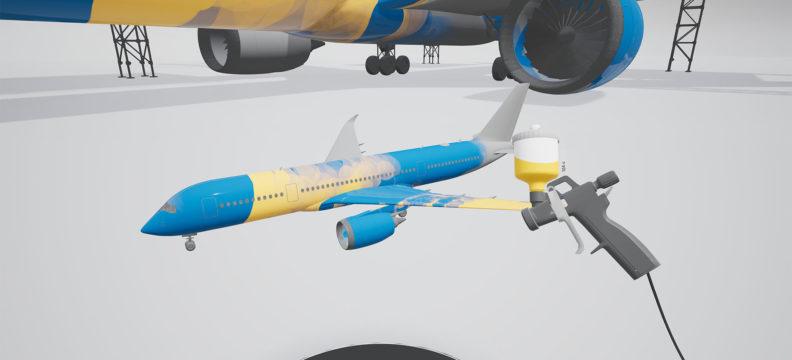 Paint My Plane VR
