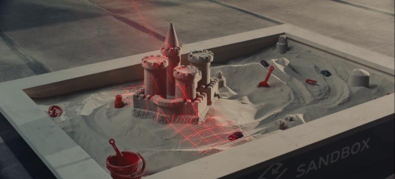 Audi Enter Sandbox