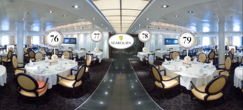 Seabourn TableVision