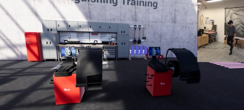 Health & Safety VR Training