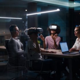 What can VR do for corporate training?