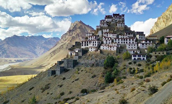 Key Monastery – A World Within A World
