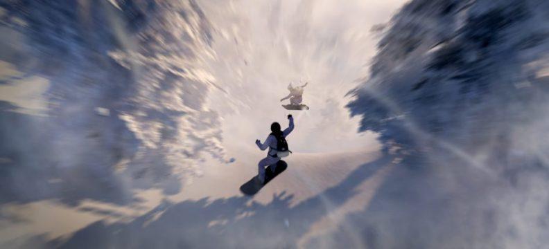 Samsung: Snowboard VR