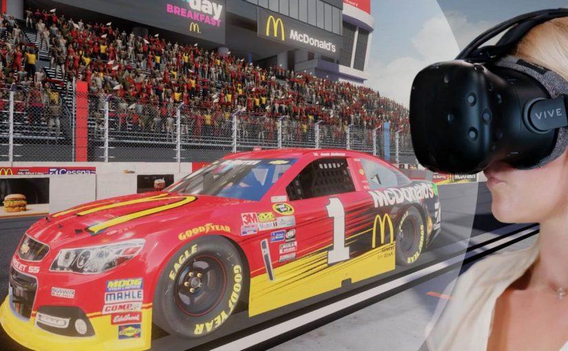McDonald's Brand Virtual Pit Crew Challenge