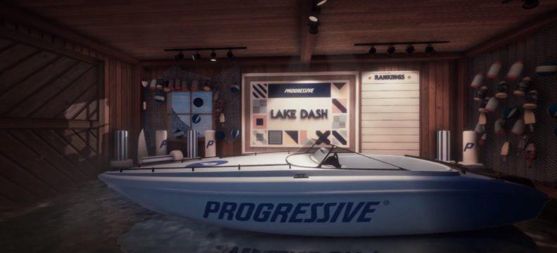 Progressive VR Trade Show Experience
