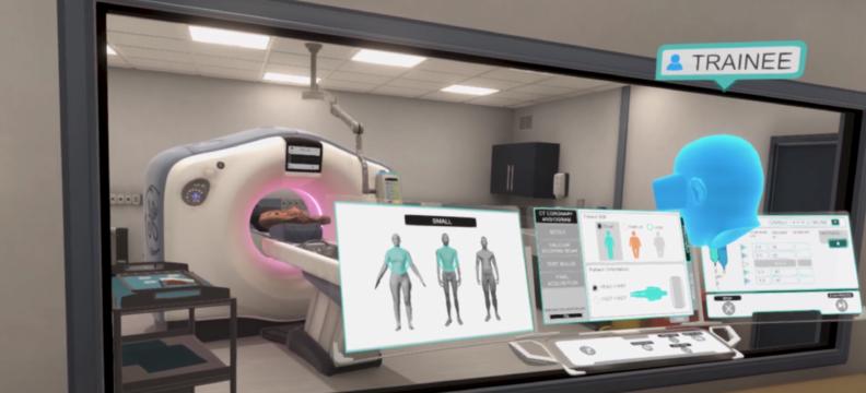 GE Healthcare: Transforming Radiography Training