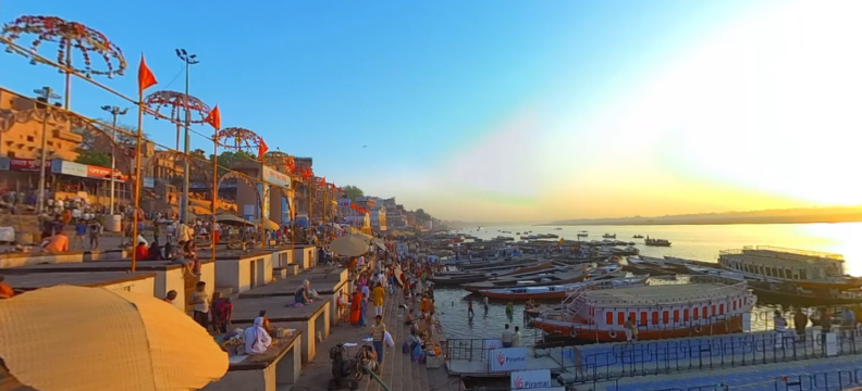 Kashi – The City of Lord Shiva