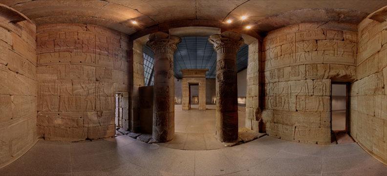 Met – The Temple of Dendur
