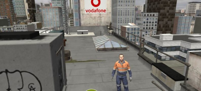 Vodafone – Working at Height