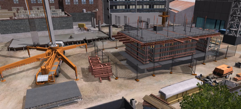 BLSC – Construction Site Management Simulator