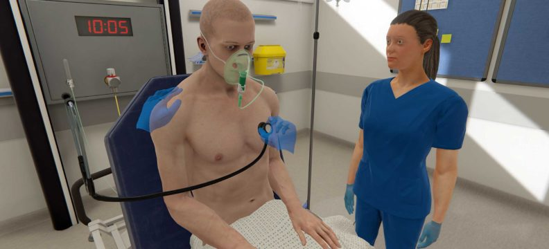 How VR is helping hospitals fight COVID19