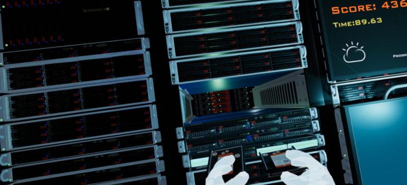 IBM Cloud Server Challenge VR Series