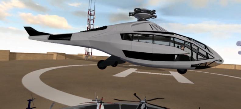 Bell Commercial VR