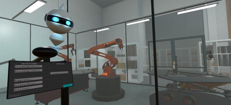 Teknikcollege VR Showcase