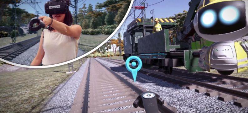 Adif Operators VR Training