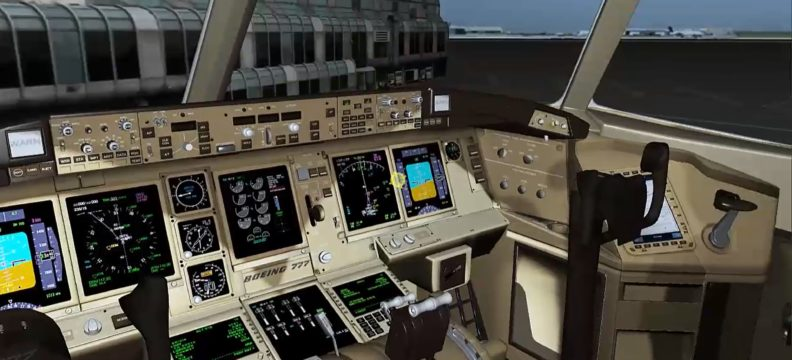 Ground Crew VR Training