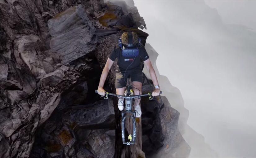 Danny Macaskill's VR Ride Out