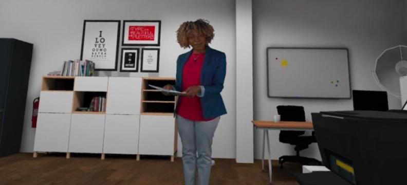 D&I: Perspectives VR