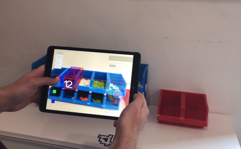 ThinkReality A6 Kitting Assistant