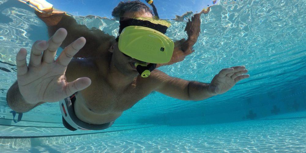 DIVR: Virtual Reality Snorkeling
