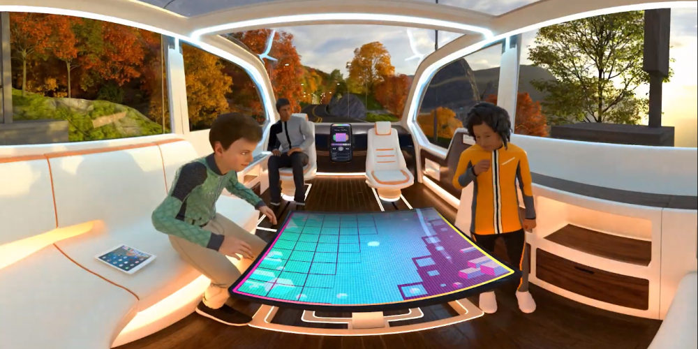 Covestro VR Transport to Year 2030