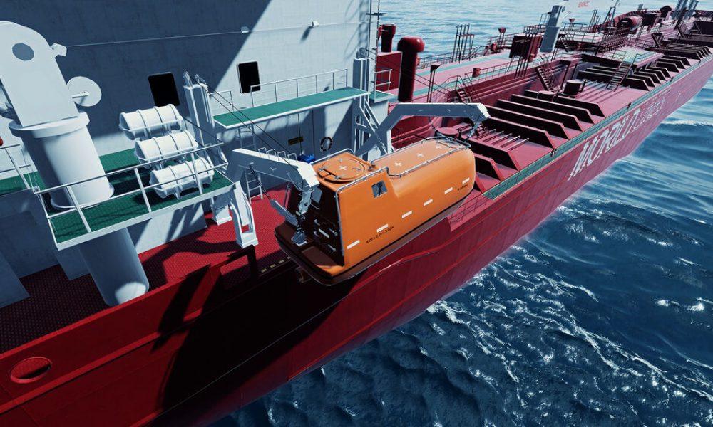 Morild Lifeboat – Full Mission Lifeboat Simulator