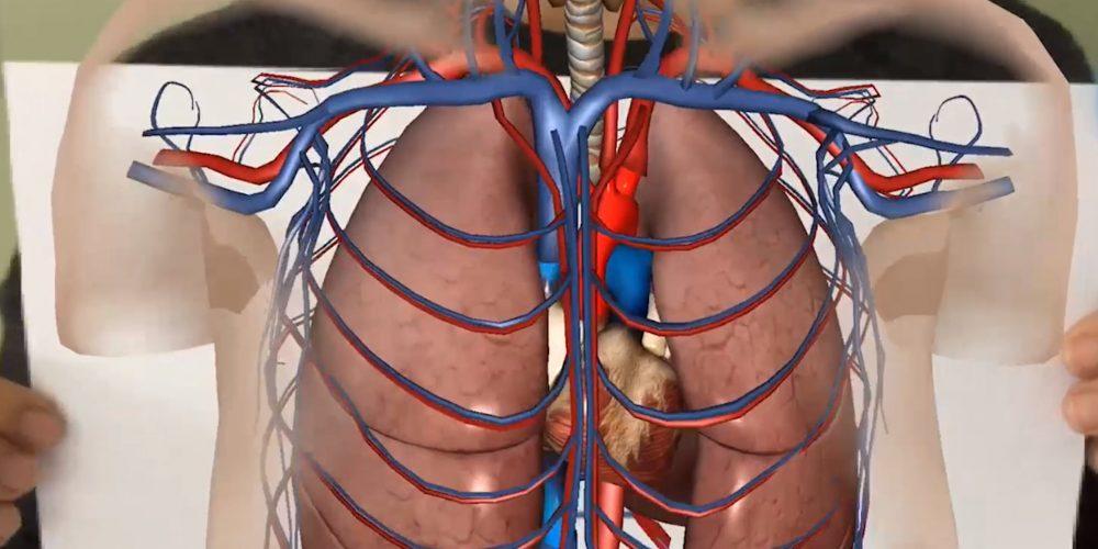 National Health Service AR Medical Diagnostics