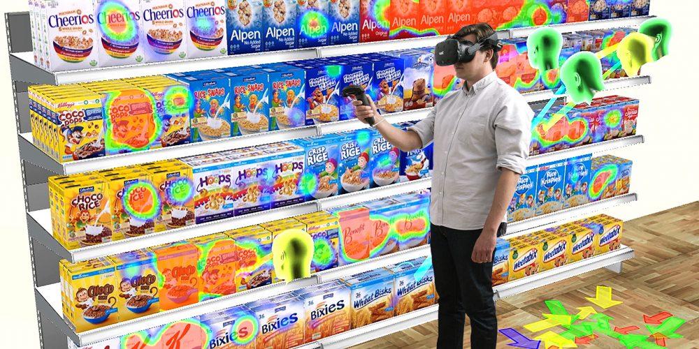 Tobii Virtual Reality Eye Tracking