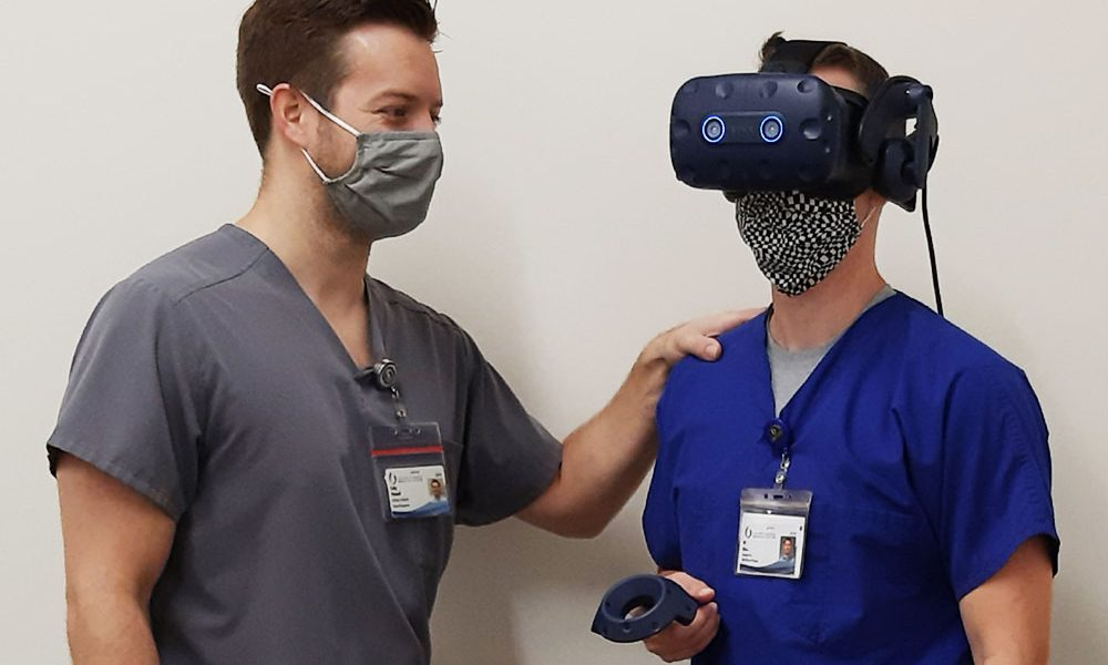 Virtual Immersive Sensorimotor Testing