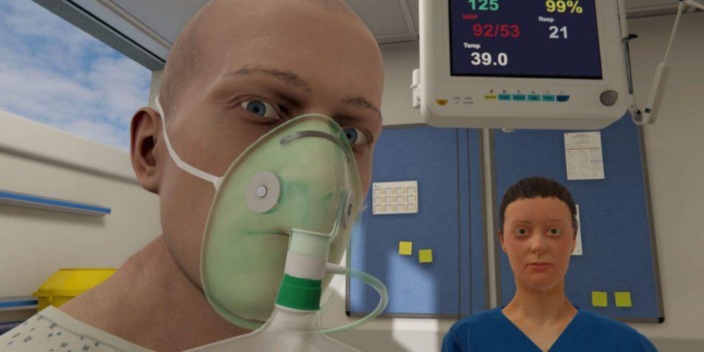 NHS VR Medical Training